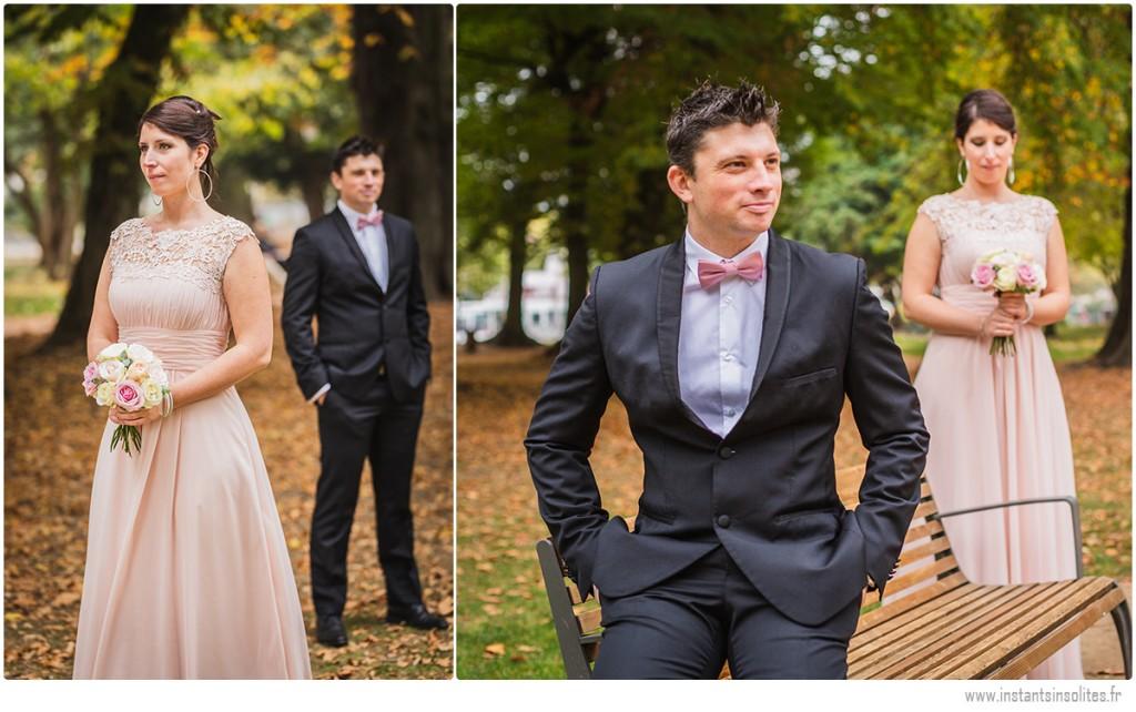 Photos de couple mariage à Annecy