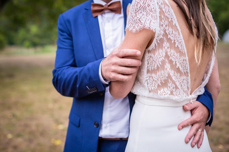 photographe mariage détails